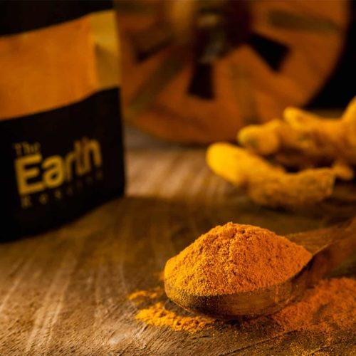 Organic turmeric powder1