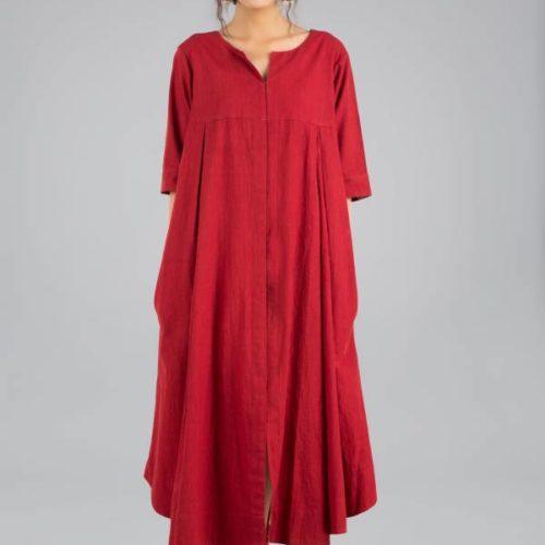 Jhumro dress Front