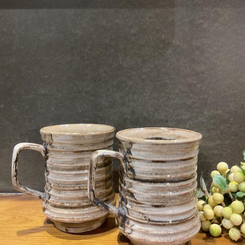 Cream Glaze Mug