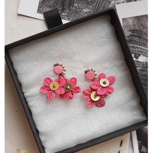 Daisy earrings kihoy