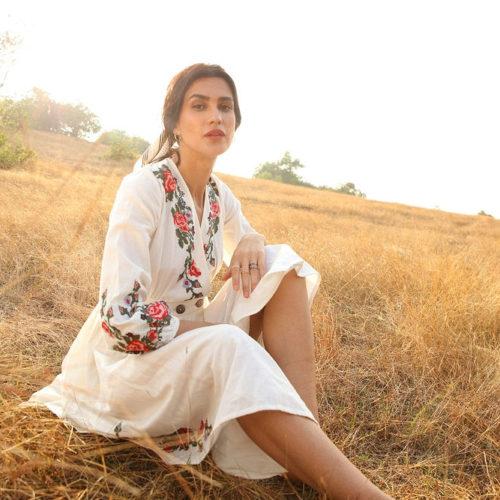 Enchanting Floral Midi Dress 1