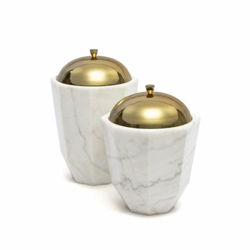 Facet Canister – Small 4